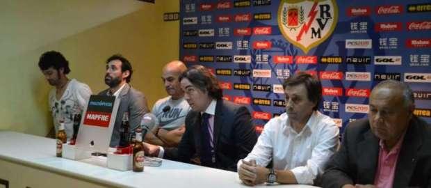 Paco Jémez renovado como entrenador del Rayo Vallecano
