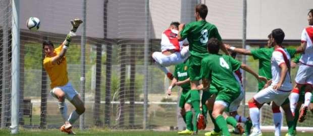 Ida 1/4 de Copa del Rey: Juvenil A 2-1 CF Damm