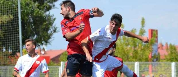 Crónica del Rayo B 1-3 Atlético Pinto con Ismael