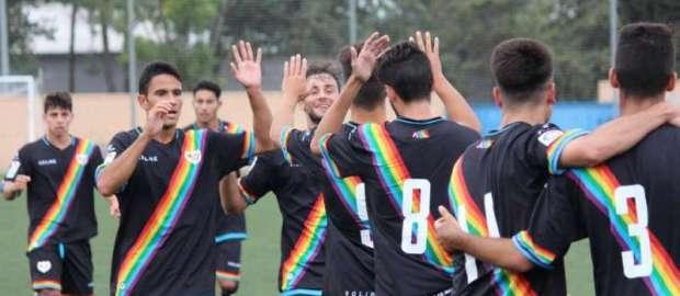 Villalba 1-4 Rayo B