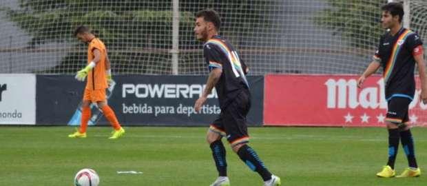 Crónica del Atlético B 1-0 Rayo B con Rubén Quirós