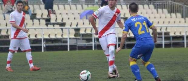 Rayo B 0-0 Lugo Fuenlabrada