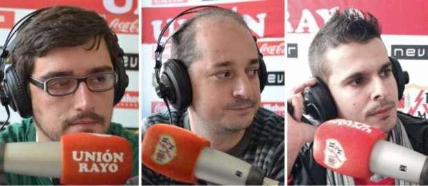 Tertulia tras empate con el Valencia con Fouto y Bernardo