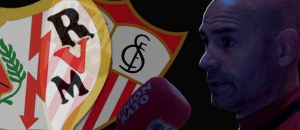Rueda de prensa de Paco Jémez en la previa del Rayo – Sevilla