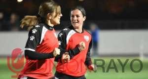 """Natalia Pablos: """"He venido a que el equipo logre el máximo de puntos"""""""