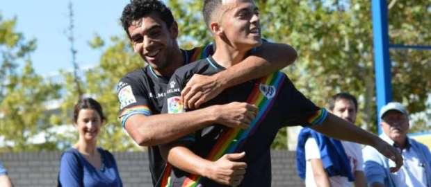 Crónica del Alcobendas Sport 1-1 Rayo B
