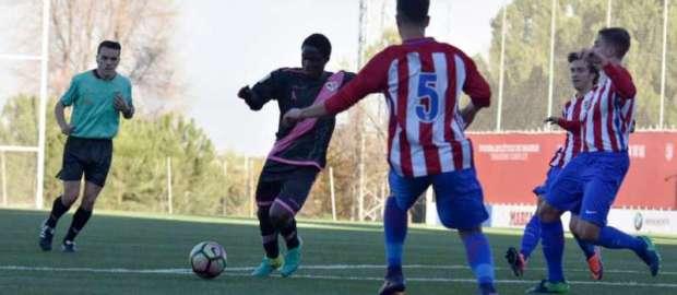 Crónica del Atlético de Madrid 2-0 Juvenil A