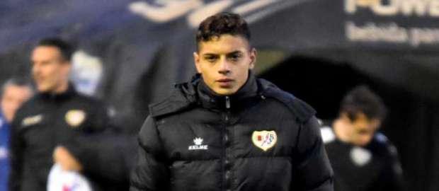 El rayista Lucho jugará el Sudamericano Sub-20 con Colombia
