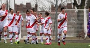 Crónica: Rayo Femenino 3-1 Granadilla Tenerife