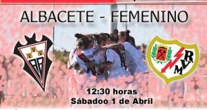 Previa: Fundación Albacete – Femenino