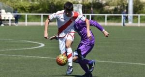 El partido de la jornada: Cadete B 1-1 Real Madrid