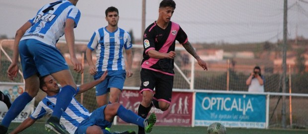 Crónica: Villanueva del Pardillo 2-2 Rayo B