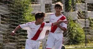 Partido de la jornada: Infantil B 5-0 Leganés B