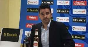 Rueda de prensa de Míchel previa al UCAM Murcia – Rayo