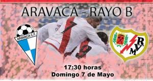 Previa: Aravaca – Rayo B