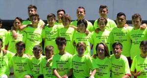 El Rayo Infantil B asciende a División de Honor