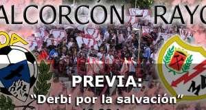 Previa: Alcorcón – Rayo