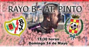 Previa: Rayo B – Pinto