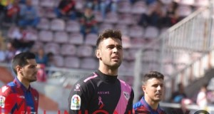 """Tomás Mejías: """"estoy contento por haber debutado"""""""