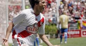 Óscar Trejo vuelve al Rayo Vallecano