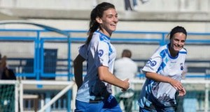 Ángeles del Álamo, primer refuerzo del Rayo Femenino 2017-2018