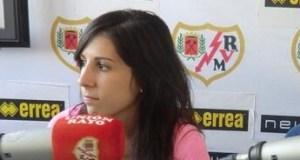Pilar García vuelve al Rayo Femenino