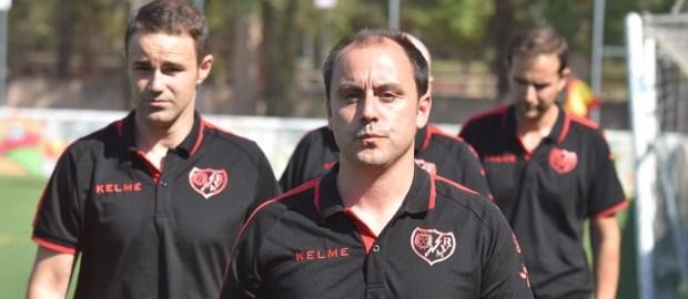 Emilio Moreno estará al frente del Juvenil C