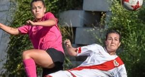 Galería fotográfica del Femenino 2-0 Madrid CFF