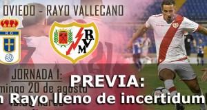 Previa: Oviedo – Rayo Vallecano