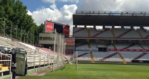 20 de septiembre de 2017, el estadio de Vallecas por fin interesa