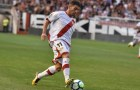 Embarba juega su partido 100 con el Rayo como capitán