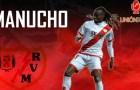 El Rayo anuncia la llegada de Manucho