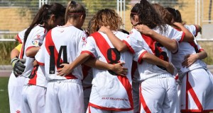 Galería fotográfica del Femenino B 1-1 Madrid CFF B