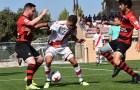 Crónica: Internacional 0-0 Rayo B