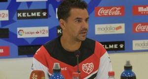 Rueda de prensa de Míchel en la previa del Sevilla Atlético – Rayo Vallecano