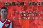 Los mejores de la jornada en el Premio Miguel Carrasco