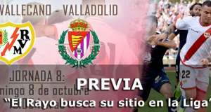 Previa: Rayo Vallecano – Real Valladolid