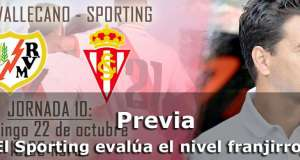 Previa: Rayo Vallecano – Sporting
