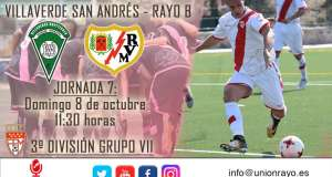 Previa: Villaverde – Rayo B