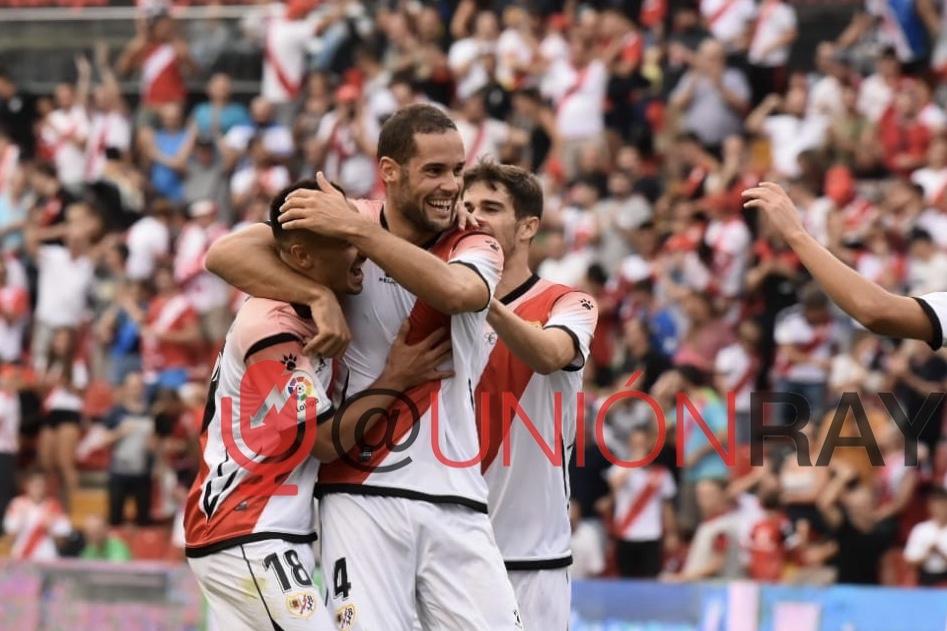 """Rayo Vallecano 3-1 Deportivo: """"Remontada entre heridas"""" - Unión Rayo"""