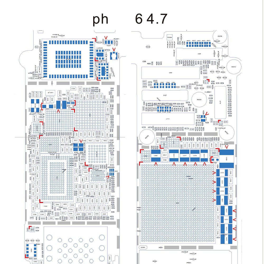 iphone 4 screw layout diagram 1997 ford expedition xlt stereo wiring verizon free for you parts schematic engine image 4s