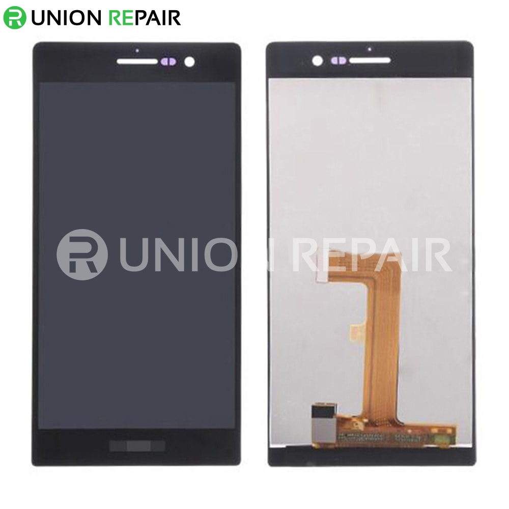 hight resolution of ipod headphone jack wiring diagram replacement for huawei p7 lcd with digitizer