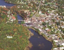 Ellsworth ARIAL PHOTO