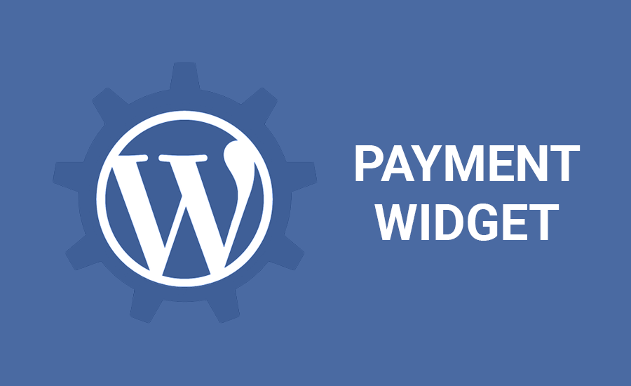 Add a Simple Payment Widget Anywhere on Your Site