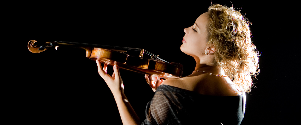 Concertmaster, Yulia Zhuravleva