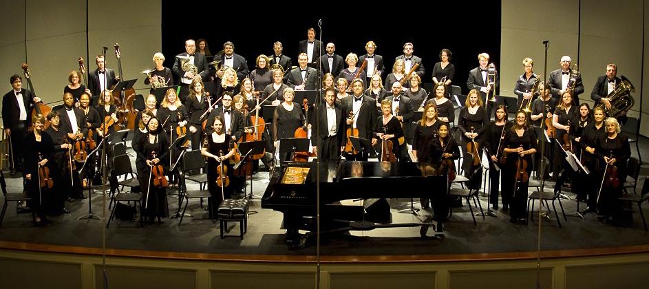 Union Symphony Orchestra 2011–2012