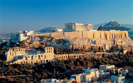 Athens, Greece Travel with Symphony