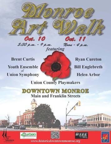 Fall Art Walk 2014