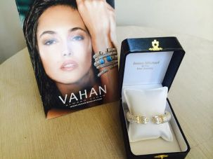 Vahan Bracelet, donated by James Michael & Co.