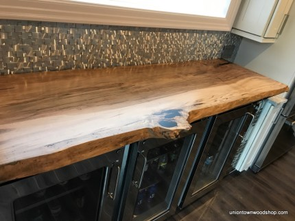 Soft Maple Counter Top
